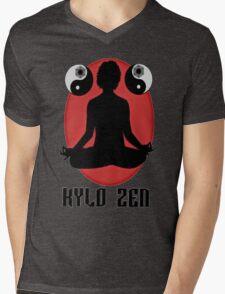KYLO ZEN Mens V-Neck T-Shirt