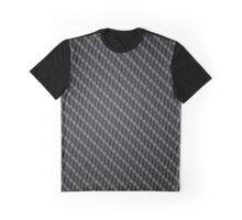 Carbon Fibre Automotive materials and Patterns Graphic T-Shirt