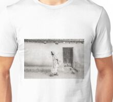 An Old Woman in Bodhgaya Unisex T-Shirt