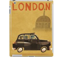 Taxi! iPad Case/Skin