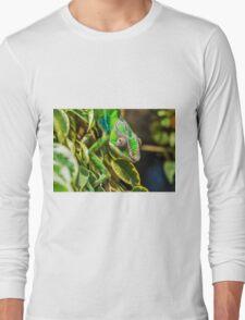 Exotic Reptile Long Sleeve T-Shirt