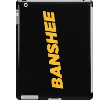 Banshee iPad Case/Skin