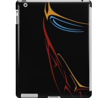 Face of Iron iPad Case/Skin