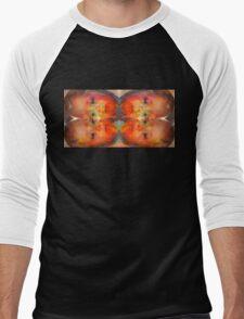 Briar versus nature weilding cold hotdogs Men's Baseball ¾ T-Shirt