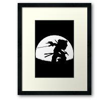 Kuma Framed Print