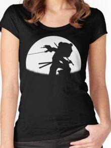 Kuma Women's Fitted Scoop T-Shirt