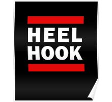 Heel Hook (BJJ & MMA) Poster