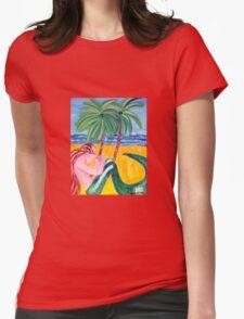 motherhood mermaid Womens Fitted T-Shirt
