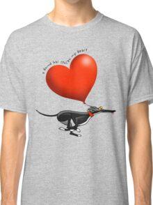 Stolen Heart - black hound Classic T-Shirt