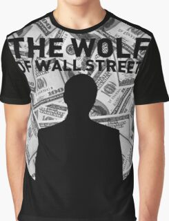 The Wolf of Wall Street Graphic T-Shirt