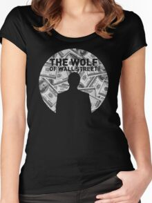 The Wolf of Wall Street Women's Fitted Scoop T-Shirt