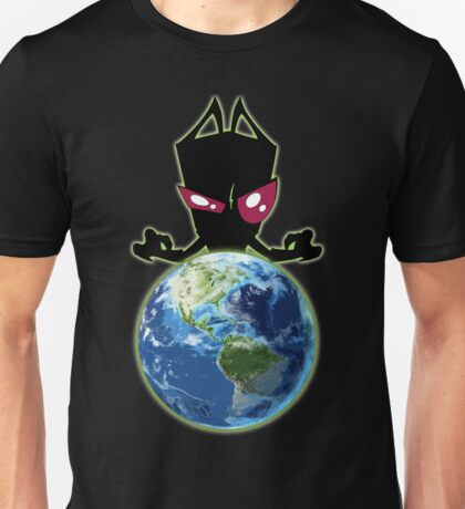 Invader from Planet Irk Unisex T-Shirt