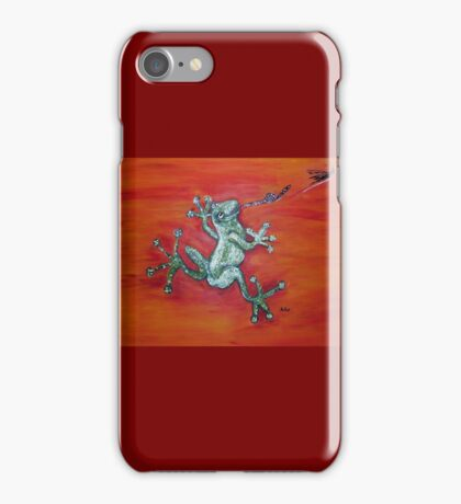 following your dreams iPhone Case/Skin
