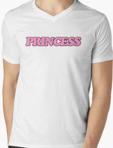 Princess Mens V-Neck T-Shirt