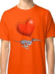 Stolen Heart - blue hound Classic T-Shirt