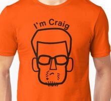 I'm Craig (black lines)  T-Shirt