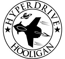 Hyperdrive Hooligan Photographic Print