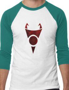 Invader Zim- Irken Symbol Men's Baseball ¾ T-Shirt