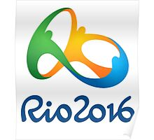 Olympic Games (Rio 2016) Poster