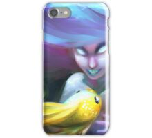Fish time iPhone Case/Skin