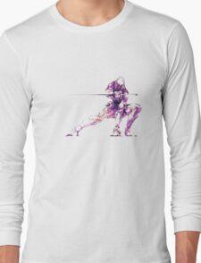 MGS - Raiden Long Sleeve T-Shirt