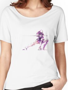 MGS - Raiden Women's Relaxed Fit T-Shirt