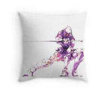 MGS - Raiden Throw Pillow