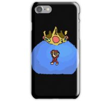 the ultimate slime king iPhone Case/Skin