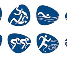 Paralympic Games (sports) Sticker