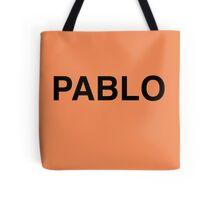 PABLO - One Word Helvetica Tote Bag