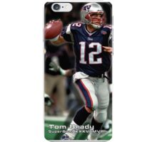 Tom Brady Superbowl MVP iPhone Case/Skin
