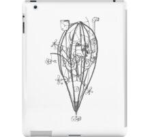 Air mail iPad Case/Skin