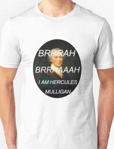Hercules Mulligan Hamilton Musical T-Shirt