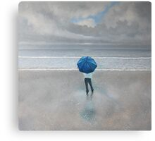 Rainy Days & Mondays Canvas Print