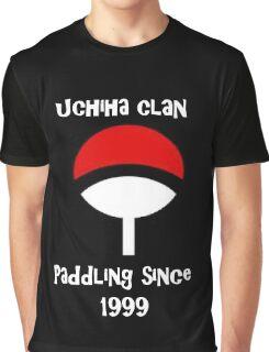 Uchiha Tabble-Tennis Graphic T-Shirt