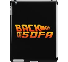 Back To The Sofa iPad Case/Skin