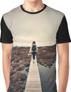 Boardwalk Graphic T-Shirt