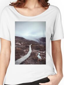 Skypath Women's Relaxed Fit T-Shirt