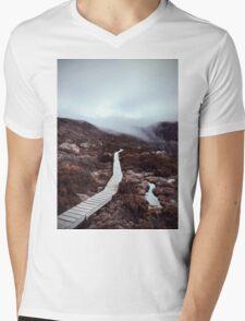 Skypath Mens V-Neck T-Shirt