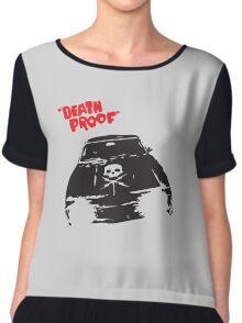 Death Proof Chiffon Top