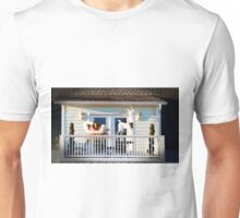 Up On The Rooftop  Unisex T-Shirt