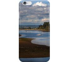View from a Bridge iPhone Case/Skin