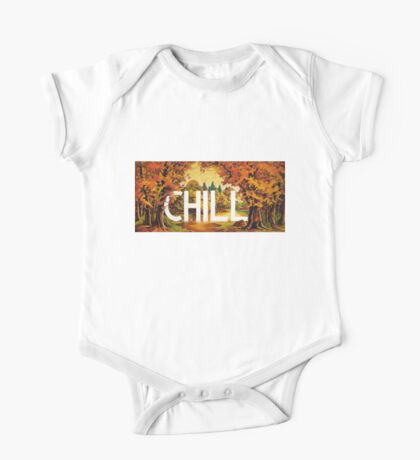 Chill One Piece - Short Sleeve