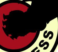 Dastardly & Muttley Express Sticker