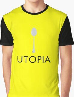 utopia spoon Graphic T-Shirt