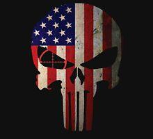 Police Punisher Flag Unisex T-Shirt