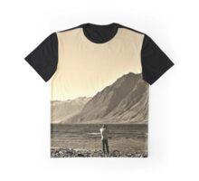 Lake Wanaka, NZ Graphic T-Shirt