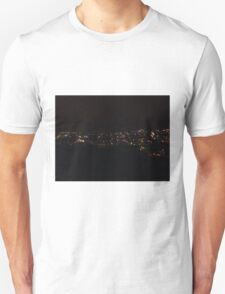 Cork - View from St Patrick's Hill down Shandon Unisex T-Shirt