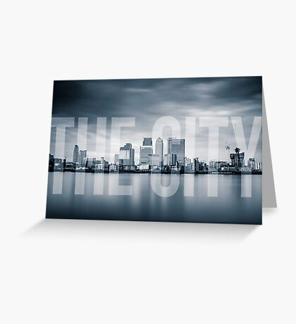 Fraction faction @londonlights Greeting Card