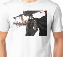 The Black Swordsman Unisex T-Shirt